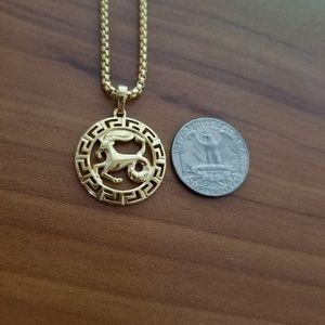 Accessories - Capricorn Zodiac Sign Necklace